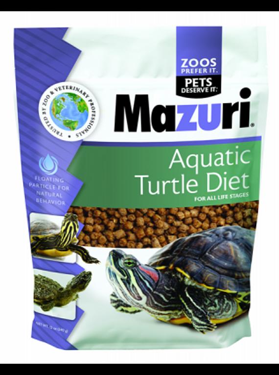 Mazuri - Aquatic Turtle Diet - 340Gr
