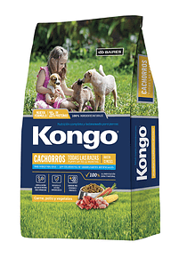 Kongo - Cachorros Todas Las Razas - 15Kg