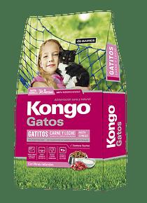 Kongo - Gatitos - Carne y Leche - 8Kg