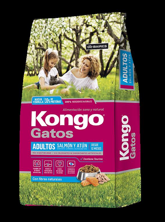 Kongo - Gatos - Pescado y Atún - 8Kg