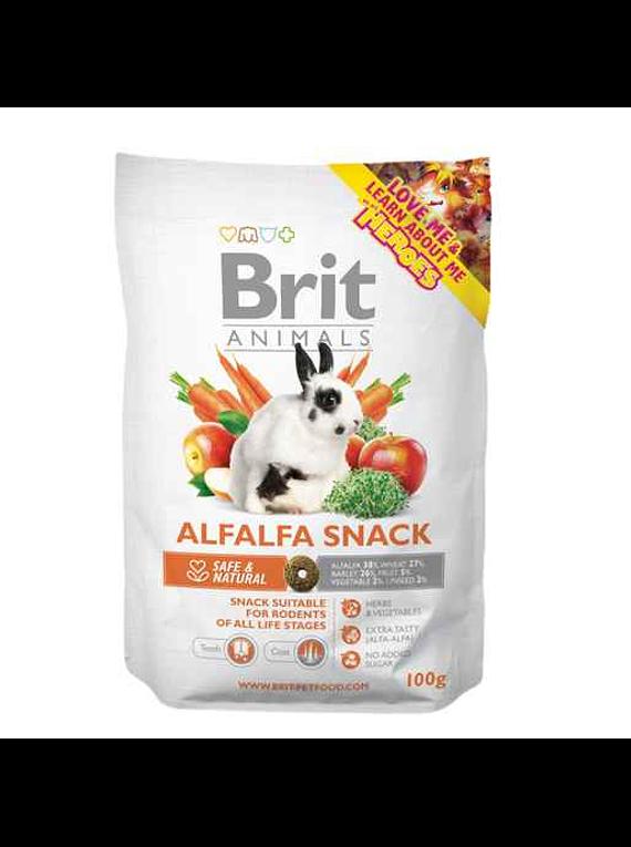 Brit Animals - Alfalfa Snacks