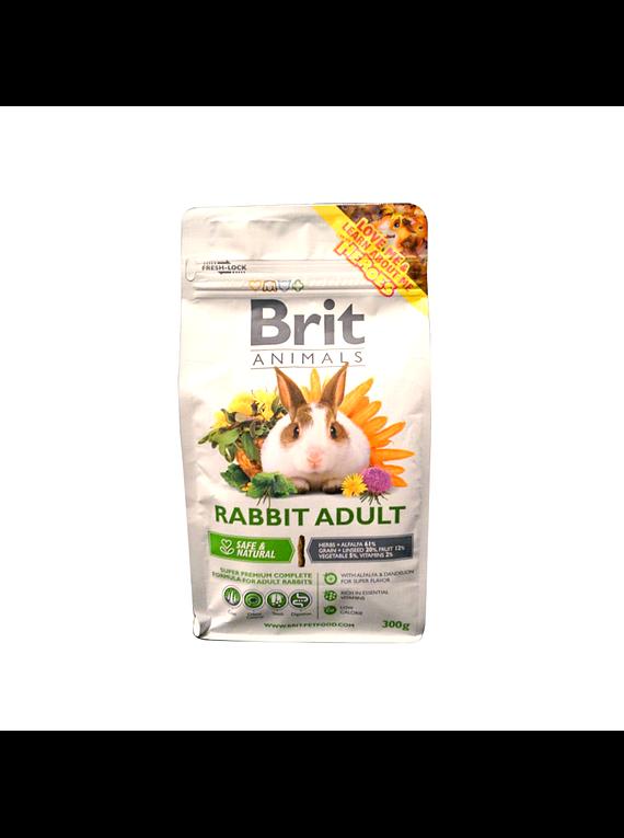 Brit Animals - Conejo Adulto - 1.5kg
