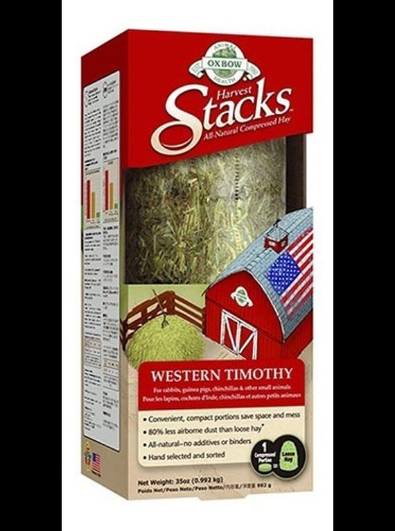 Oxbow - Harvest Stacks - Western Timothy