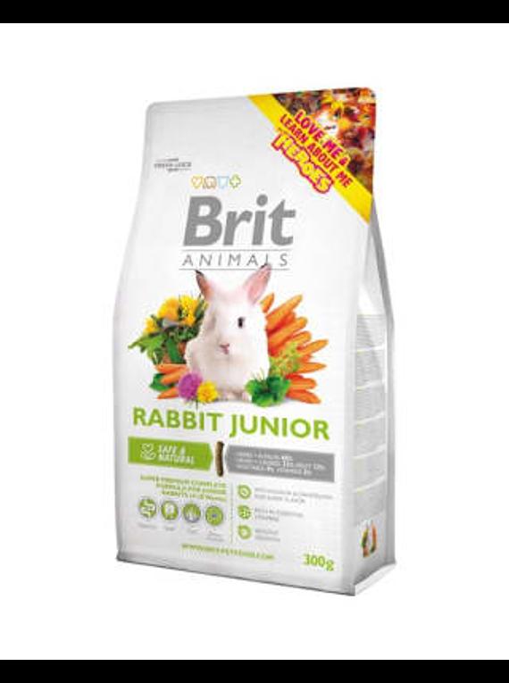 Brit Animals - Rabbit Junior - 300gr