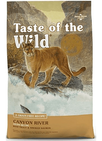 Taste of The Wild - Canyon River