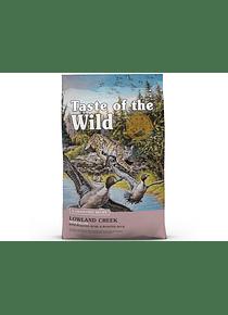 Taste of The Wild - Lowland Creek Feline