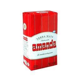 Yerba Mate Amanda 500 gr | Tradicional con Palo