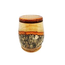 Mate de madera nacional - Diseño 2