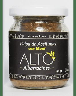 Pulpa de Aceitunas con Maní