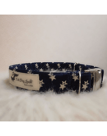 Collar Estrellado Eva Dog Leash