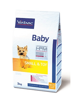 HPM Dog Virbac Baby Small & Toy 3 Kg