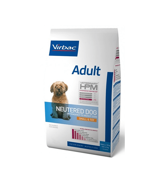 HPM Virbac Adulto Neutered Small & Toy  3 Kg