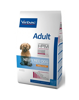 HPM Dog Virbac Adulto Neutered Small & Toy  3 Kg