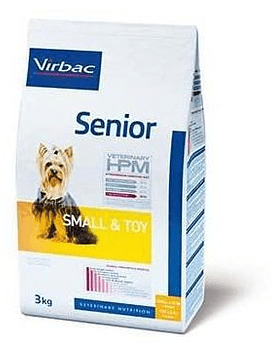 HPM  Adulto Senior Small & Toy 3 Kg