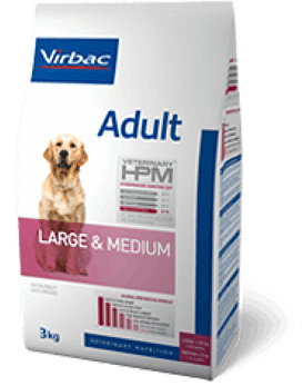 HPM Virbac Adulto Medium & Large, 12 Kg