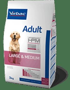 HPM Dog Virbac Adulto Medium & Large, 12 Kg