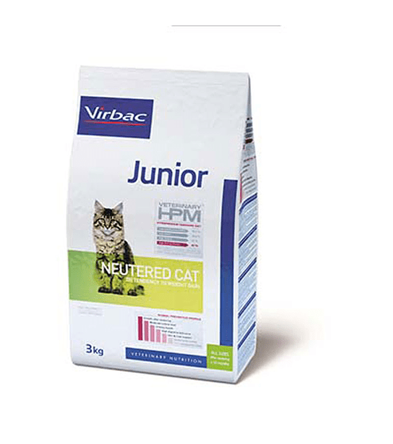 HPM Junior Neutered Cat, 1,5 Kg