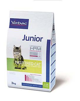 HPM Cat Junior Neutered 1,5 Kg