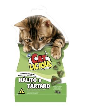 Cat Licious Halito y Tartaro, 40 grs