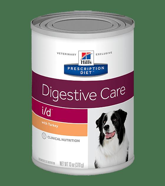 Prescription Diet  i/d Canine Lata, 370 grs