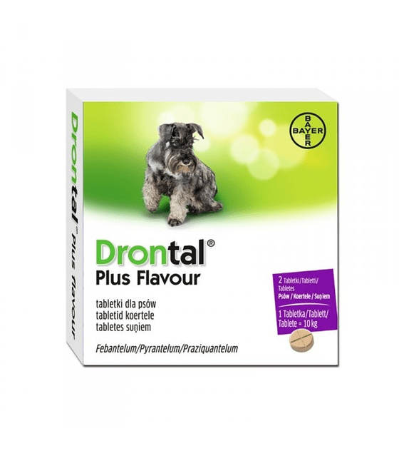 Drontal Plus Perros 10 Kg