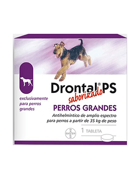 Drontal Plus Perros 35 Kg