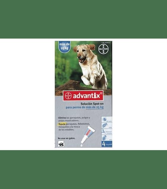 Advantix Perro 25 - 40 Kg