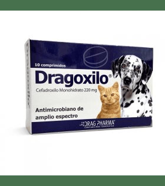 Dragoxilo 220 mg, 10 comprimidos
