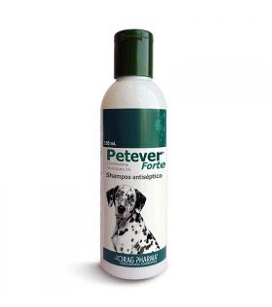 Shampoo Petever Forte, 120 ml