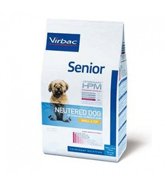 HPM Senior Neutered Small & Toy , 3 Kg