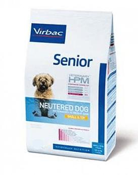 HPM Dog Senior Neutered Small & Toy , 3 Kg