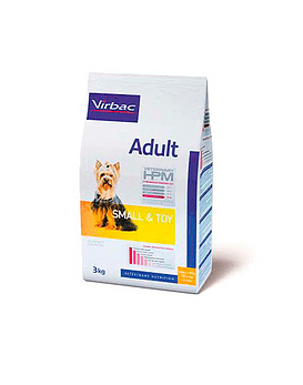 HPM Adult  Small & Toy , 7 Kg