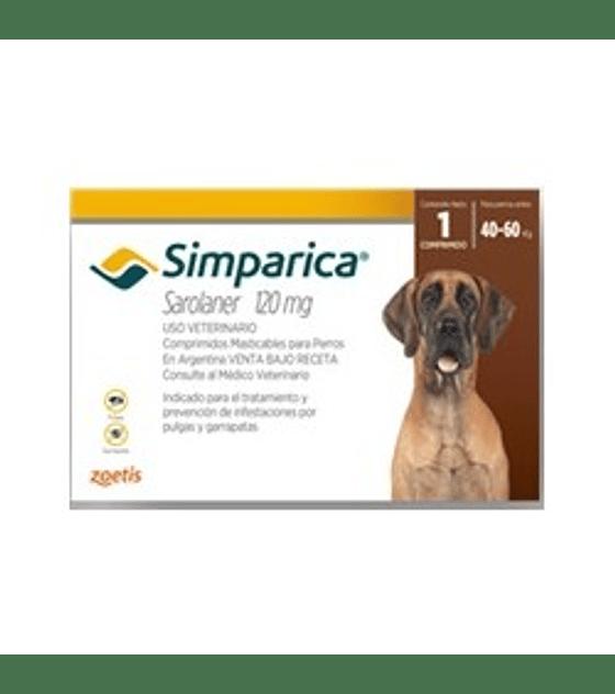 Simparica Perros 40 - 60 Kg