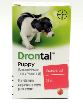 Drontal Puppy, 20 ml