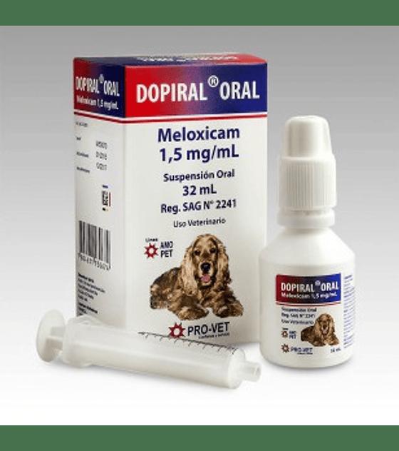 Dopiral Jarabe, 32 ml
