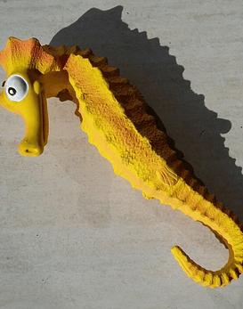 Caballo de mar, 40 cm