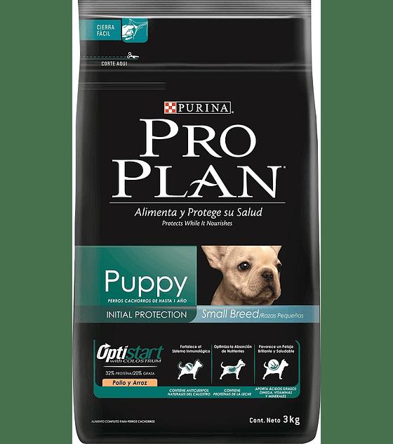 Puppy Raza Pequeña, 3 Kg