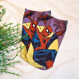 CALCETINES SPIDER MAN