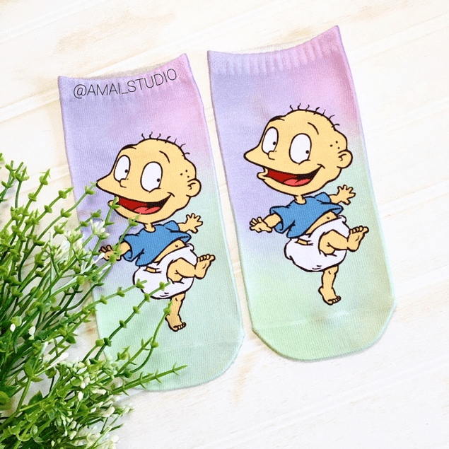 CALCETINES TOMMY RUGRATS