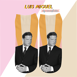CALCETINES LUIS MIGUEL SOL