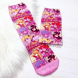 Calceta Larga Sailor Moon