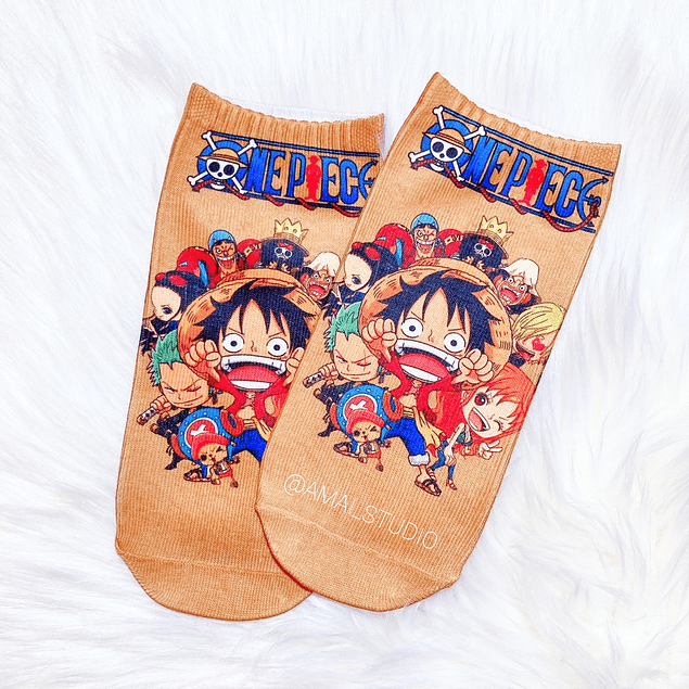 CALCETINES ONE PIECE