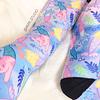 Calcetas Largas Gatos Sirena