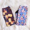 Calcetas Largas Homero y Bart