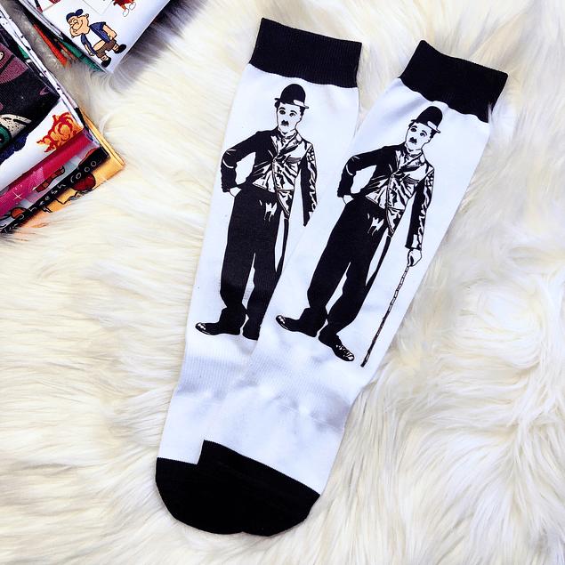Calcetas Largas Chaplin