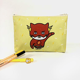 ESTUCHE/NECESER FLASH CAT