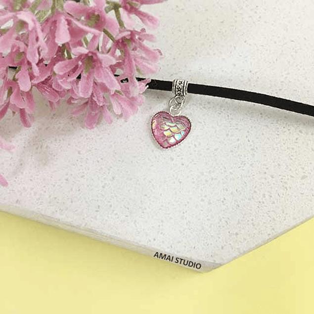 CHOKER HEART