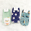 CALCETINES ANIMALES KAWAII