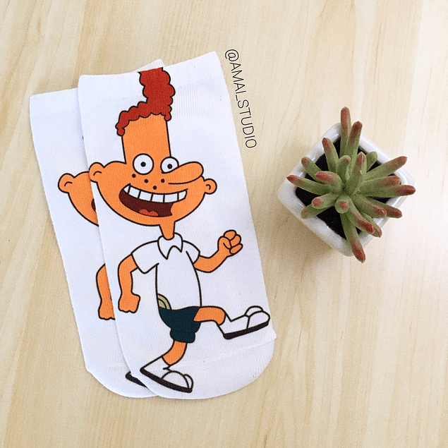 CALCETINES EUGENE HEY ARNOLD
