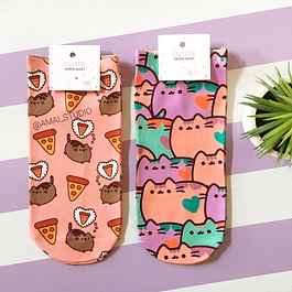 CALCETINES GATO PUSHEEN